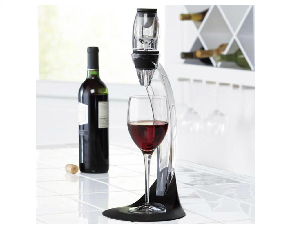 Aerador de Vinho com Torre Acrílica - AVT.24531
